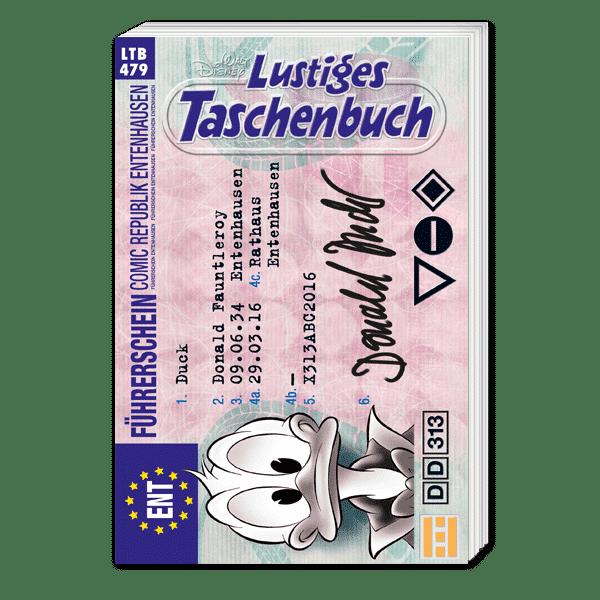 LTB 479 - Das Führerschein-Foto-Fiasko 2