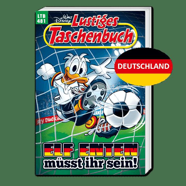 LTB 481 - Elf Enten müsst ihr sein! (DE) 2