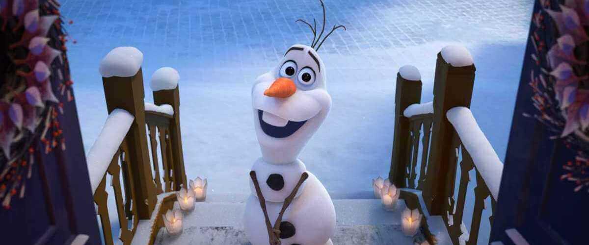 Olaf taut auf! 1