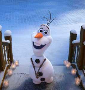 Olaf taut auf! 6