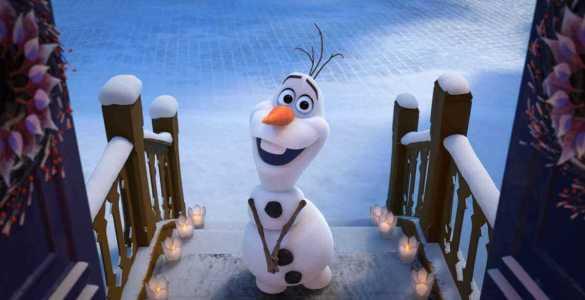 Olaf taut auf! 17