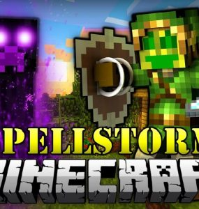 Minecraft Spellstorm 2