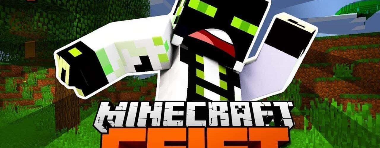 Minecraft Geist 1