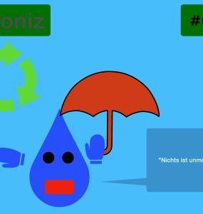 Ironiz #010: Molekulares Wasser 1