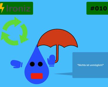 Ironiz #010: Molekulares Wasser 2