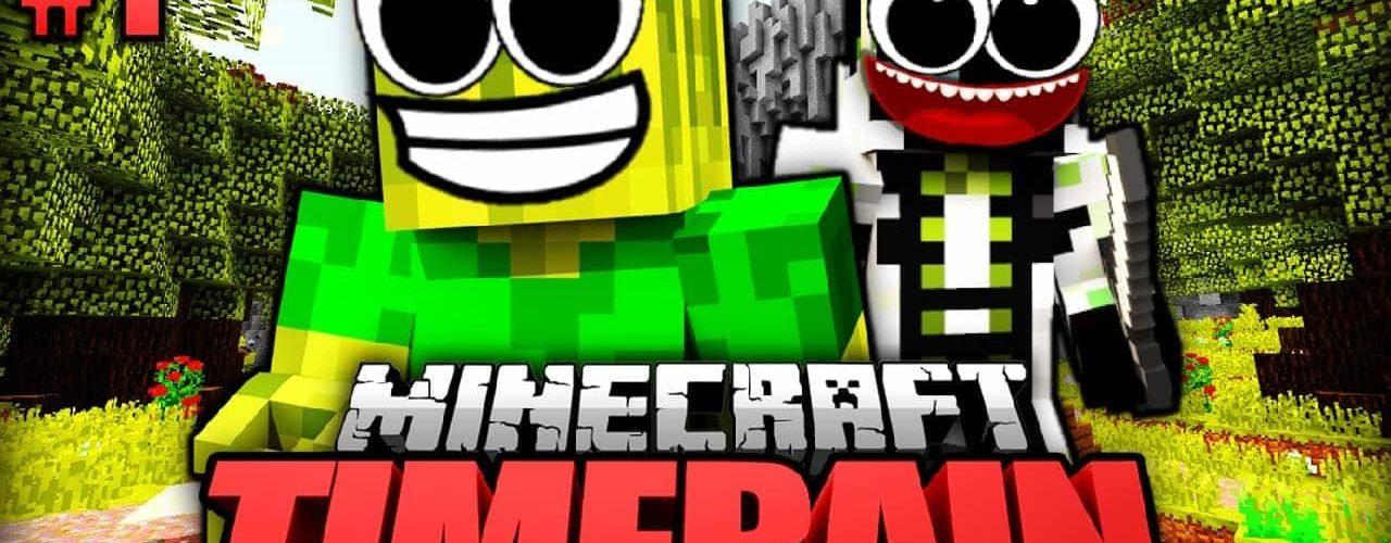 Minecraft Timerain 1