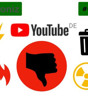Ironiz #009: YouTube streicht Hater 2