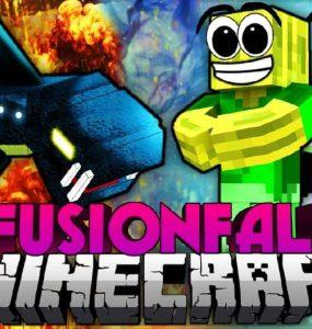 Minecraft Fusionfall 2