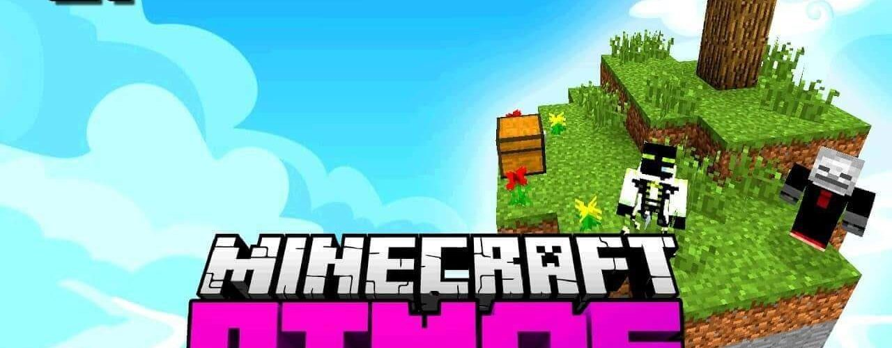 Minecraft Atmos 1