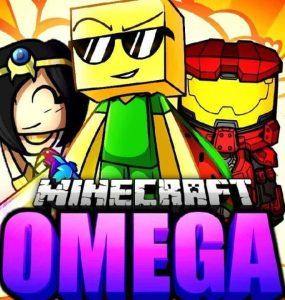 Minecraft Omega 8