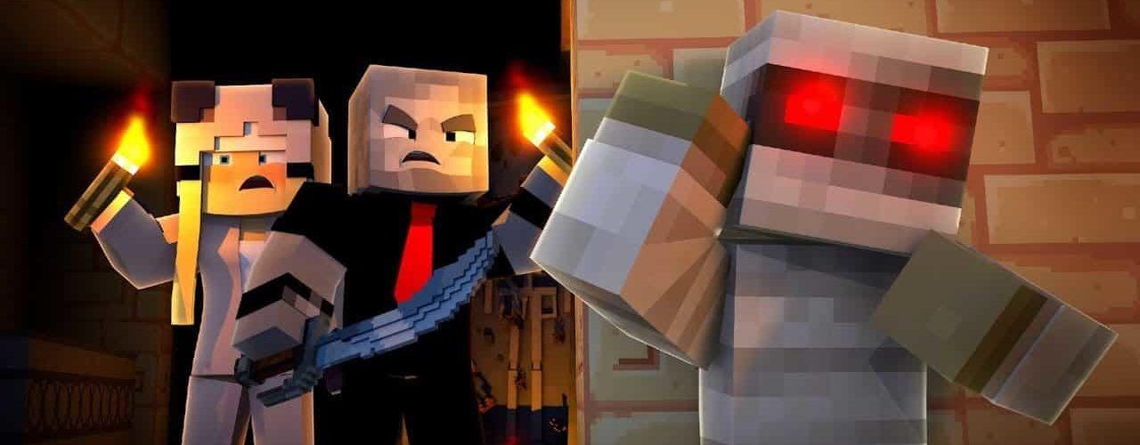 Minecraft Detective 1