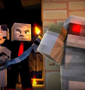 Minecraft Detective 3
