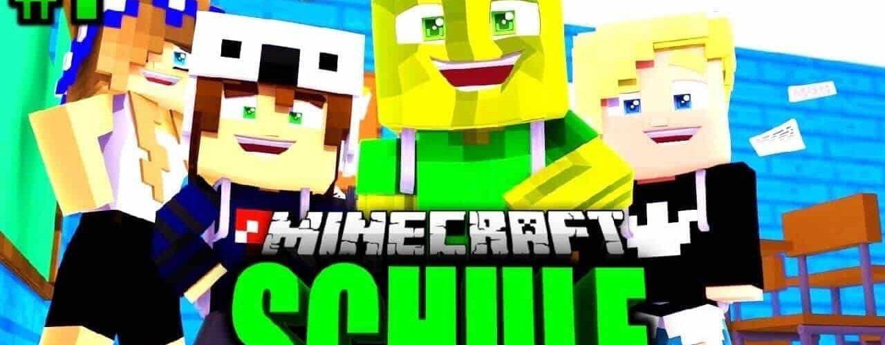 Minecraft Schule 1
