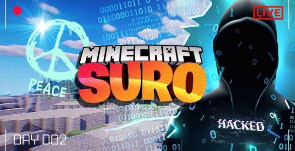 UNGE & Minecraft SURO geHACKT?! - Was ging da ab? 3