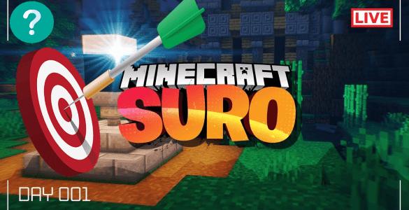 Minecraft SURO Tag 1 Verstorbene - Wer ist raus aus dem Game? 12