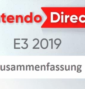 War das geil!!! - Nintendo E3 2019 Zusammenfassung 12