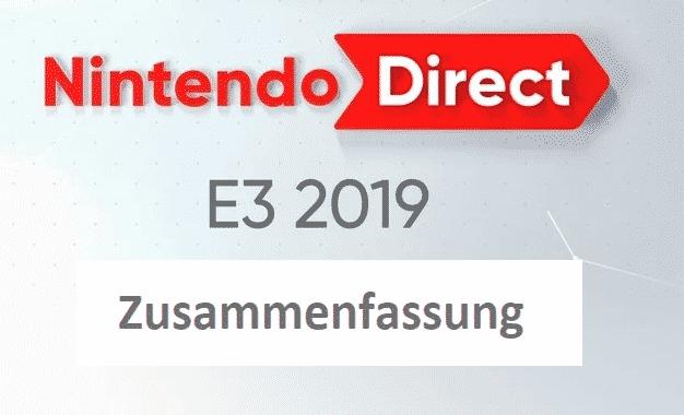 War das geil!!! - Nintendo E3 2019 Zusammenfassung 1
