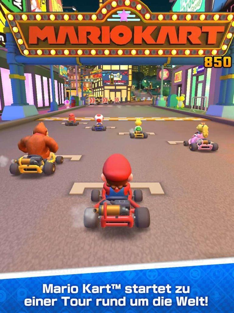 Mario Kart Tour erscheint am 25. September! - Alle Infos jetzt schonmal! 2