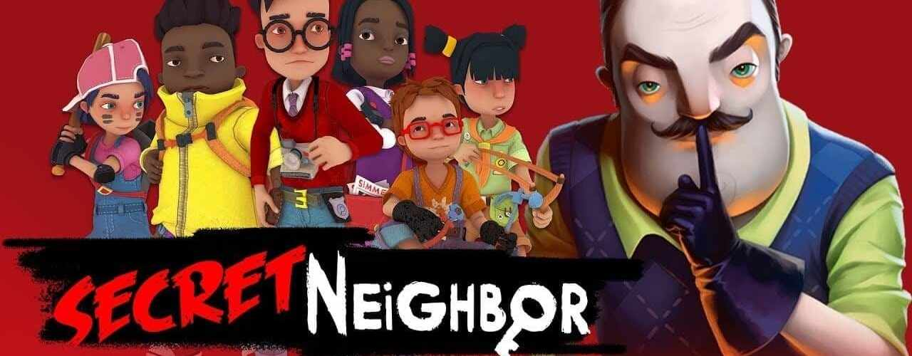 Secret Neighbor im Test: Schauriger Multiplayer-Spaß 1