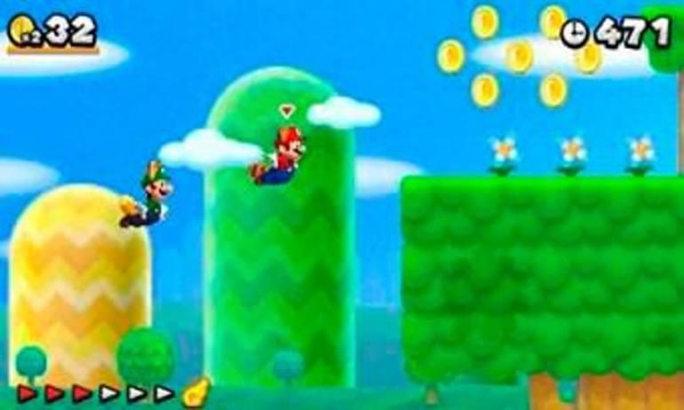 New Super Mario Bros. 2 - Naja. So schlecht is' es nun auch nicht. 4