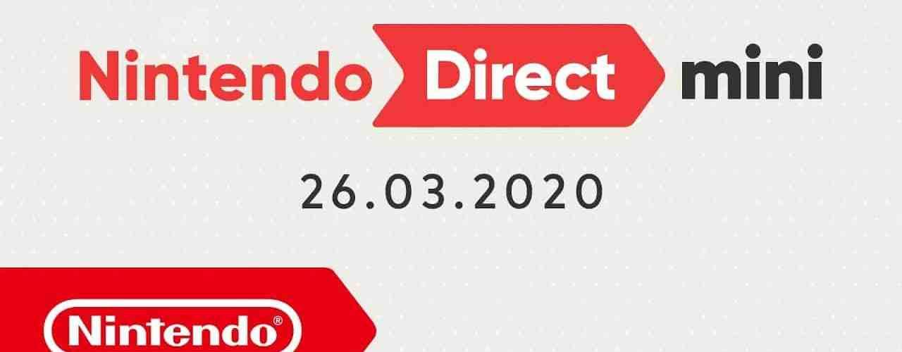 Wieso, Nintendo?! - Nintendo Direct Mini 26.03.2020 1