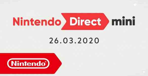 Wieso, Nintendo?! - Nintendo Direct Mini 26.03.2020 2
