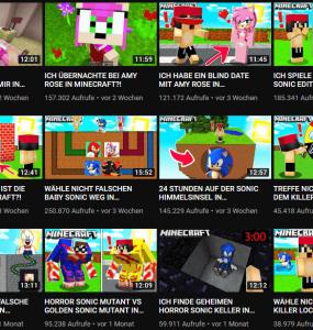 KuchenTV deckt die Minecraft-Fetisch-Szene auf 1