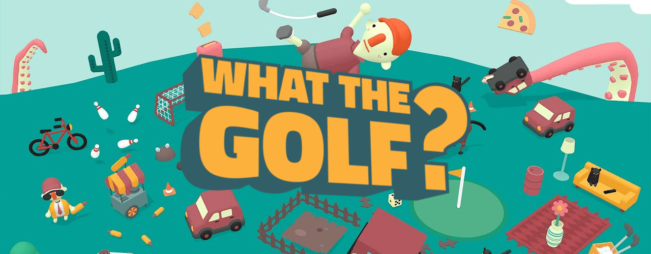 What The Golf im Test: Golfen mal ganz anders 1