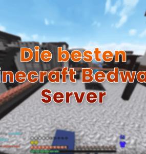 Die 3 besten Minecraft BedWars Server 1