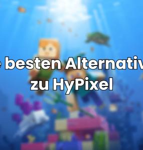 Die besten HyPixel Minecraft-Server Alternativen 1