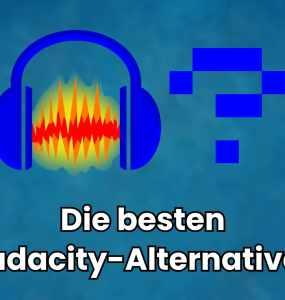 Die besten Audacity Alternativen 2021 1