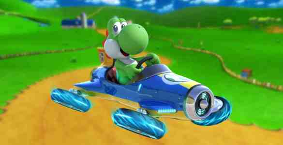 Wann kommt Mario Kart 9 und könnte es Nintendo Kart 9 sein? 1