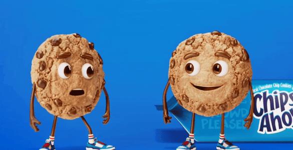 Warum Chips Ahoy absichtlich cringe bei der Werbung ist 3