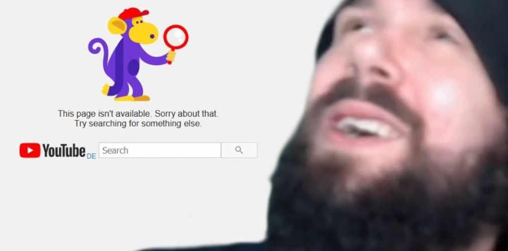 Imp wurde von YouTube gelöscht/gebannt 1