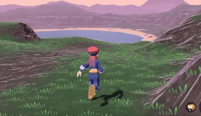 Pokemon-Legenden: Arceus wird bestätigt nicht Open World 1