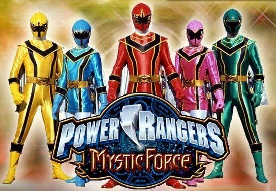 Power Rangers MysticForce