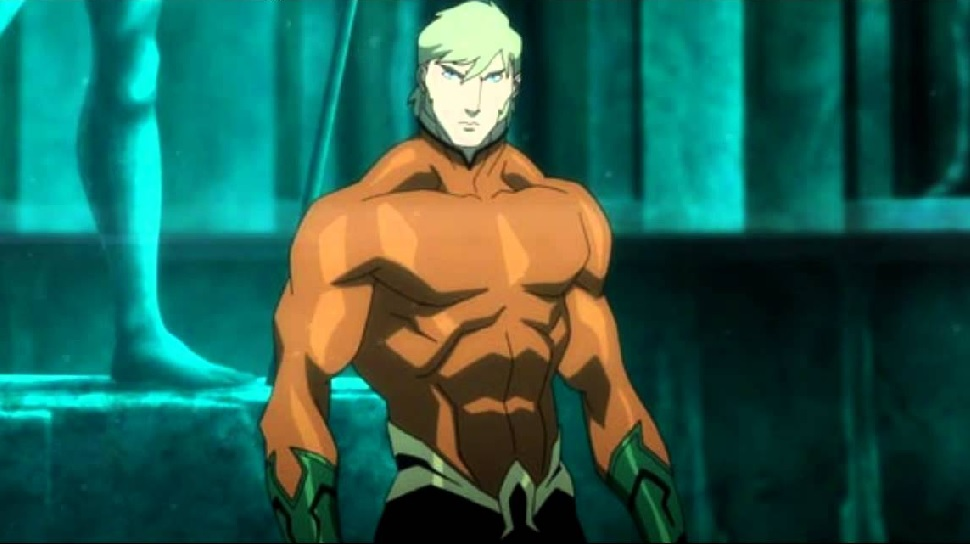 Blu-ray Review: Justice League: Throne of Atlantis