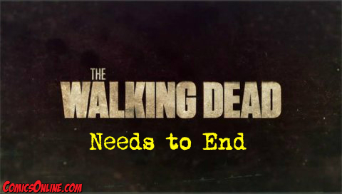 Editorial: The Walking Dead Needs to End