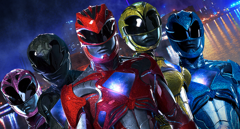 Movie Review: Saban's Power Rangers