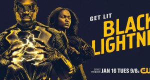 Black Lightning -- Pictured (L-R): Nafessa Williams as Anissa Pierce, Cress Williams as Black Lightning and China Anne McClain as Jennifer Pierce -- Photo: The CW -- © 2017 The CW Network, LLC. All rights reserved.