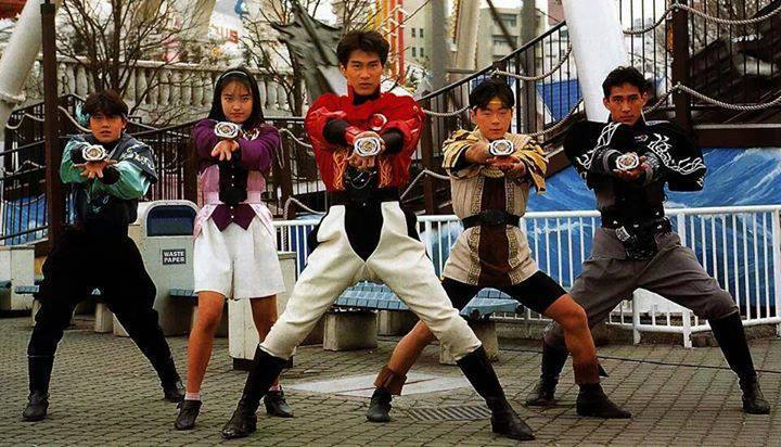 DVD Review: Super Sentai Zyuranger - The Complete Series
