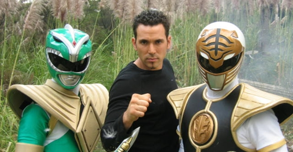 SDCC 2014: Power Rangers - EXCLUSIVE INTERVIEW with Jason David Frank