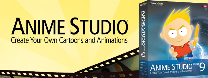 Software Review: Anime Studio Debut 9