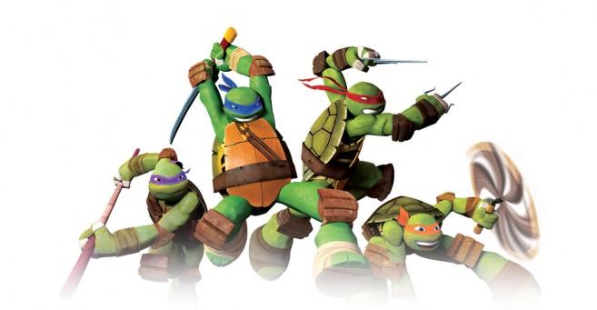 SDCC 2012: Teenage Mutant Ninja Turtles