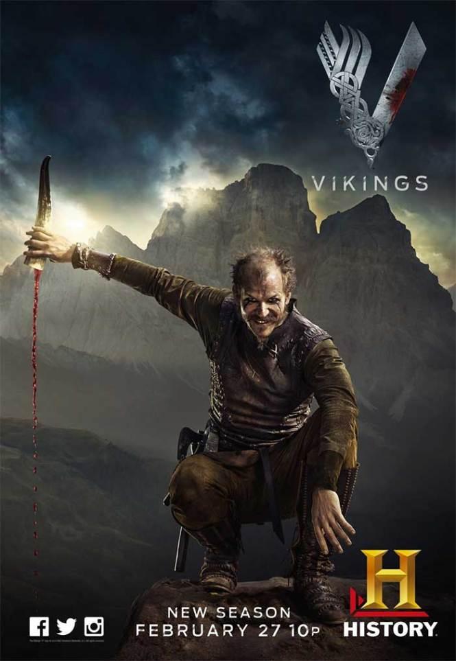 SDCC 2014: Vikings Cast Interviews - ComicsOnline