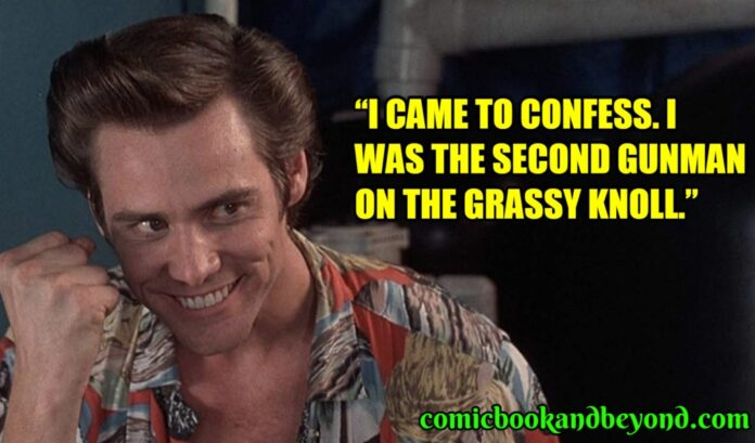 100 ace ventura pet detective quotes that made it one of