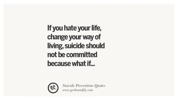 37 profound suicide awareness quotes that you have to know