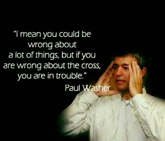 christian quotes paul washer quotes cross reformed