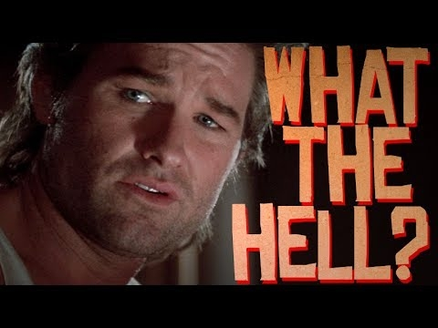 jack burton asks a lot of questions big trouble in little china supercut