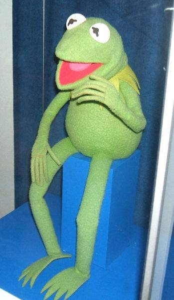 kermit the frog quotes the green one